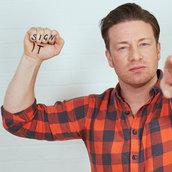 Jamie Oliver - Firma la petición!!